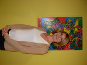 Alexandra Rocques, enseignante